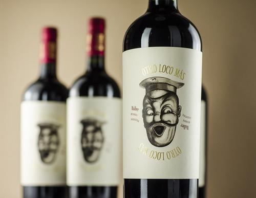 otro loco mas vino tinto