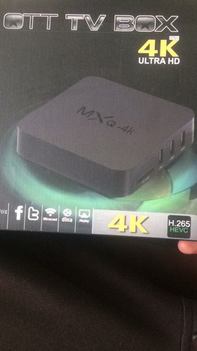ott tv box 4k