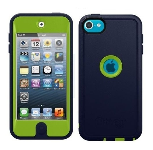 best sneakers 33efe 652c2 Otterbox Defender Apple iPod Touch 6 iPod Touch 5 Antigolpe