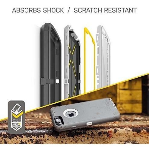otterbox defender funda para iphone 6 / 6s - embalaje sin fr