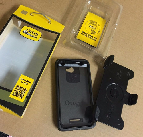 otterbox defender series 3 layer protection htc droid dna