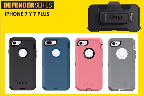 otterbox iphone 7 / 8 / 7 y 8 plus otter box nuevo con envío