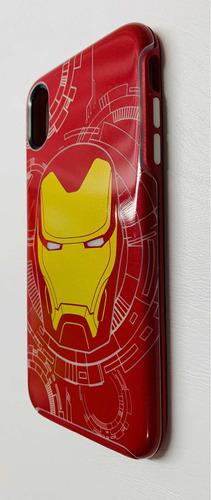 best sneakers 8a112 d35cc Otterbox Marvel Ironman iPhone Xs Max Fluoresente Original