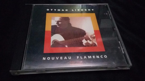 ottmar liebert noveau flamenco cd musica guitarra flamenco