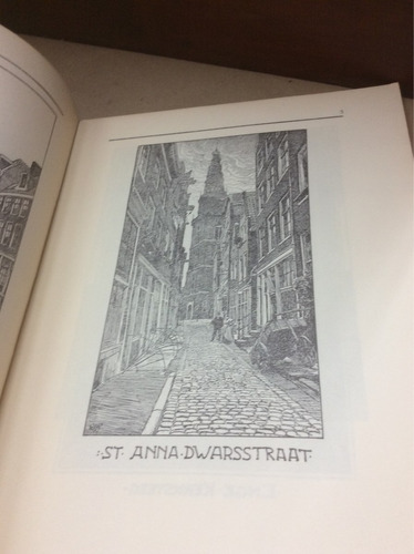 oud-amsterdam. ilustraciones