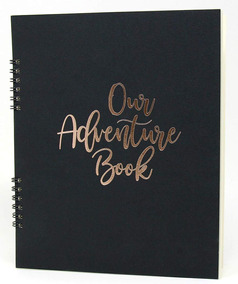 Our Adventure Book Scrapbook Album, Inspired By Up Movie,