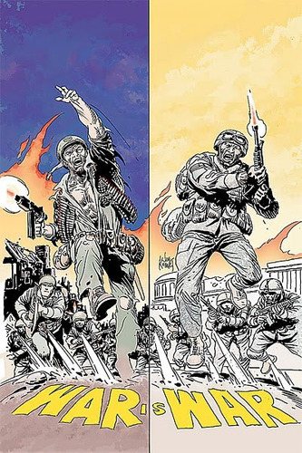 our army at war sgt rock # 1