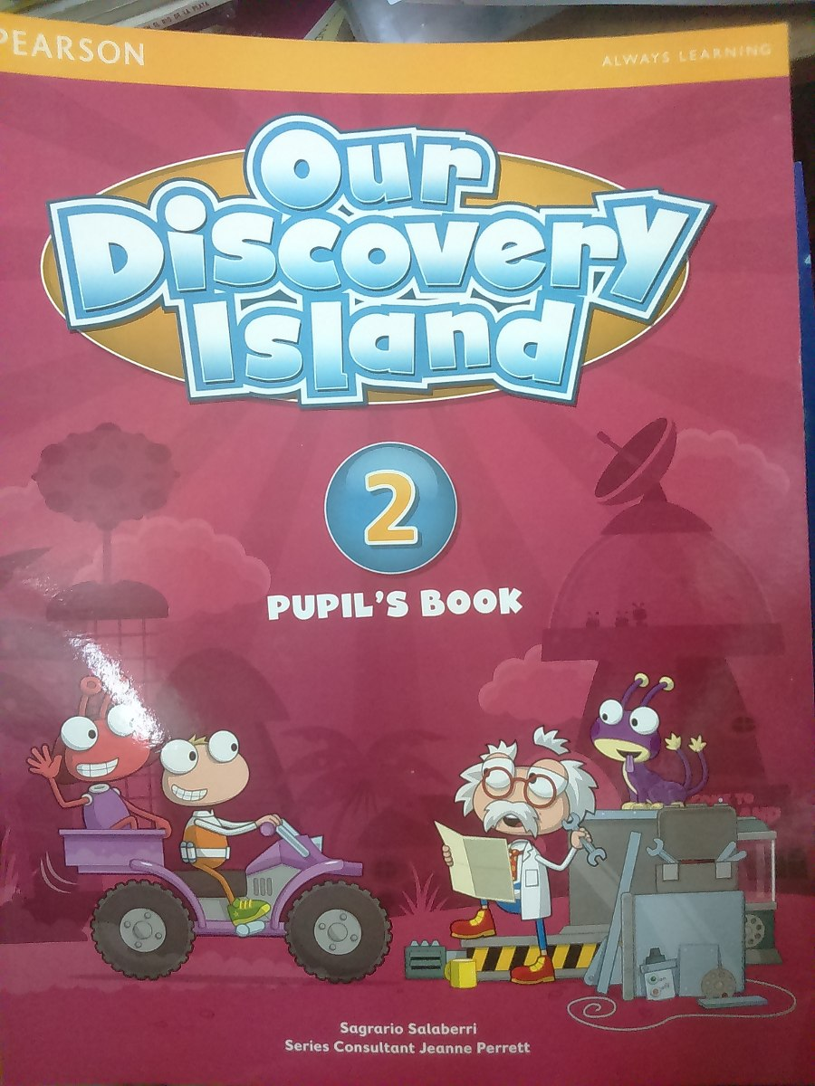 Island book 2 pupils discovery our