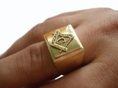 Resultado de imagem para anel maçon
