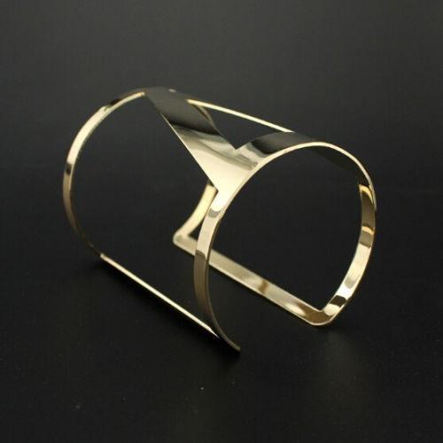 ouro bracelete pulseira feminina