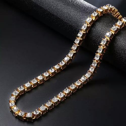 ouro corrente colar