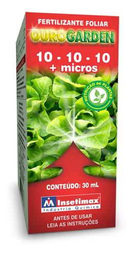 ourogarden 10-10-10 + micros 30 ml / volume: 30 ml