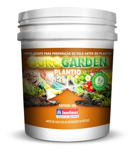 ourogarden plantio 400 g / volume: 400 g