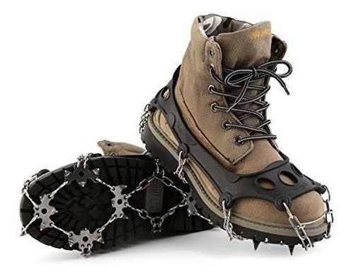 outad crampones antideslizantes zapatos cubierta
