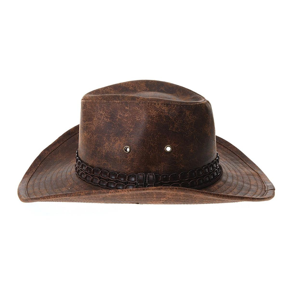 5e930dc9c7670 outback withmoons indiana jones sombrero resistido sombrero. Cargando zoom.