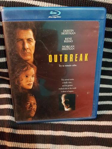 outbreak - blu ray seminuevo