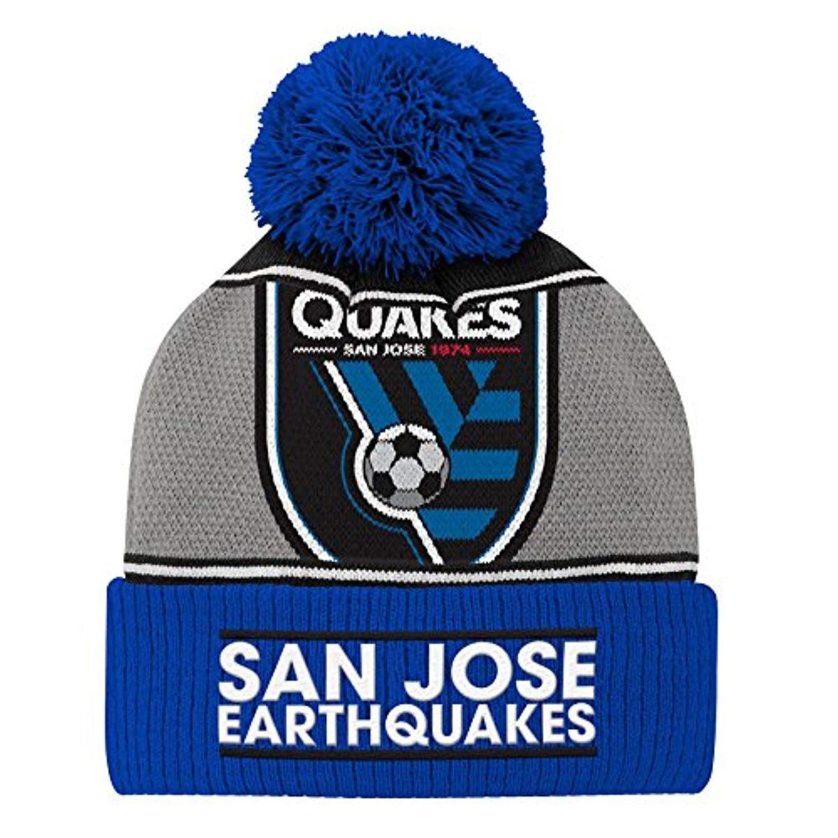 sale retailer 2785f 013e3 outerstuff mls teen-boys fan cuffed pom hat. Cargando zoom.