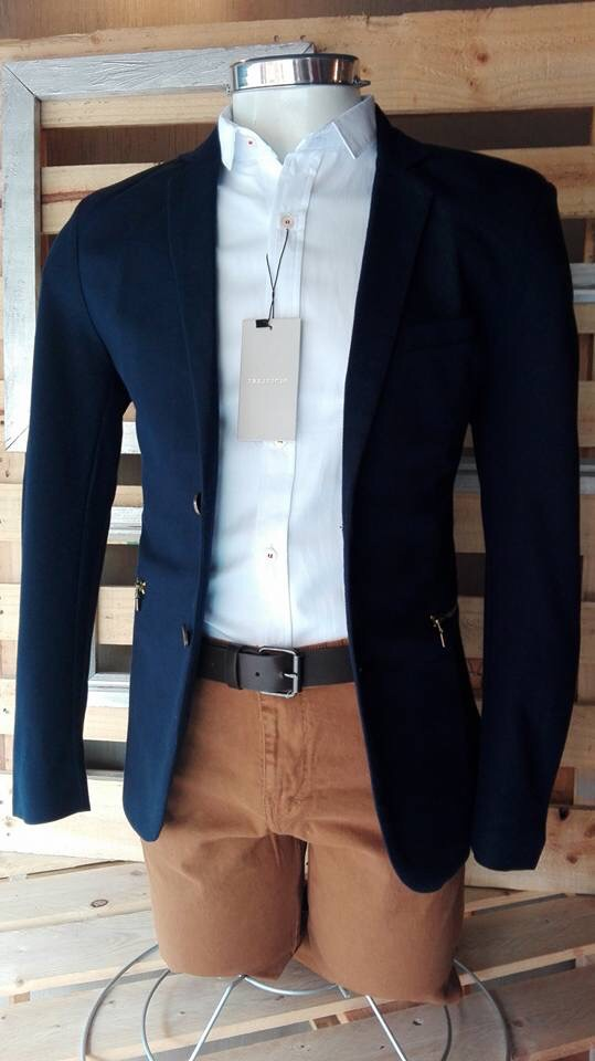 Outfit hombre casual formal