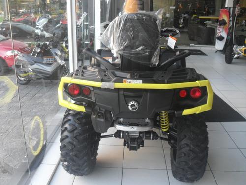 outlander 1000 quadriciclo