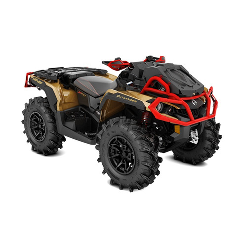 outlander 1000 xmr can-am .