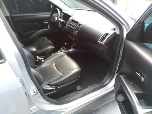 outlander 2.0 ano 2012 - automatica - gasolina - ac troca -v
