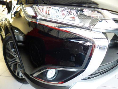 outlander 2.0 aut 2016 preta