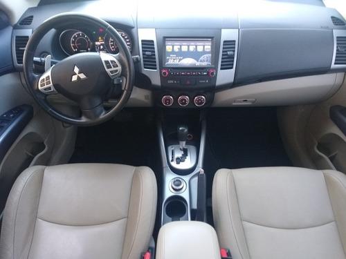 outlander 3.0 gt4 4x4 v6 24v gasolina 4p automático