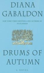 outlander 4: drums of autumn - dell kel ediciones