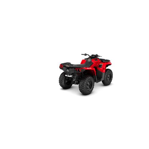 outlander 570 quadriciclo