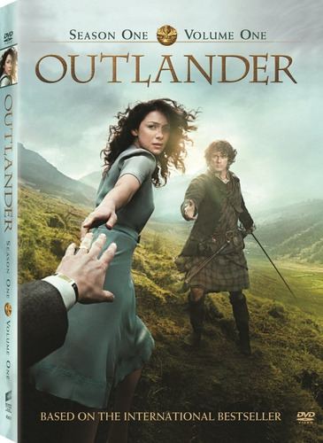 outlander temporada 1 uno volumen 1 serie tv en dvd