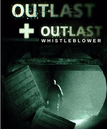 outlast + dlc ps4  digital