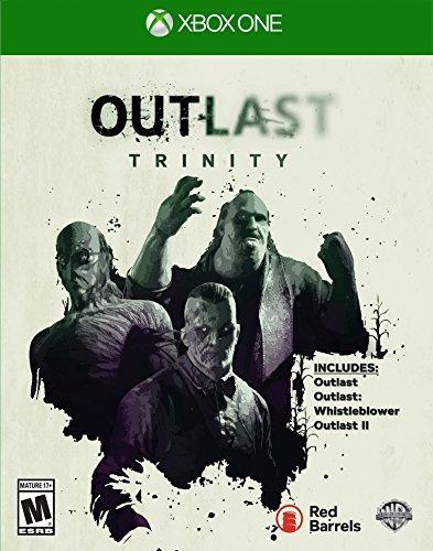 outlast trinidad - xbox one