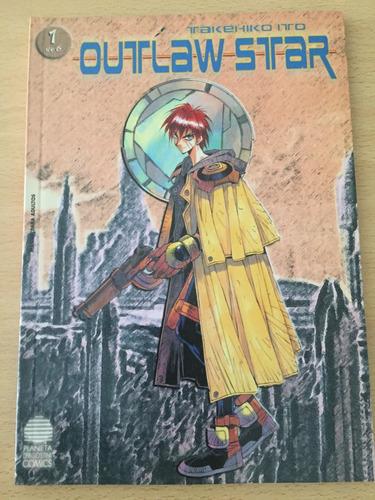 outlaw star vol 1 biblioteca manga zona devoto