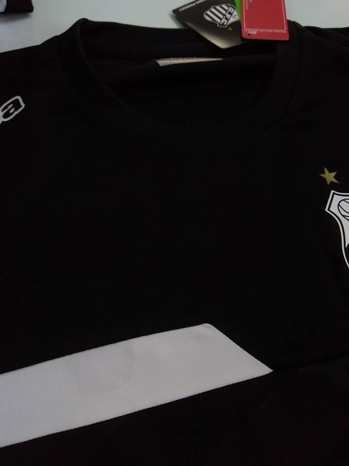 6d0c9d681086c outlet 042 camisa santos treino jogador oficial kappa 2016. Carregando zoom.