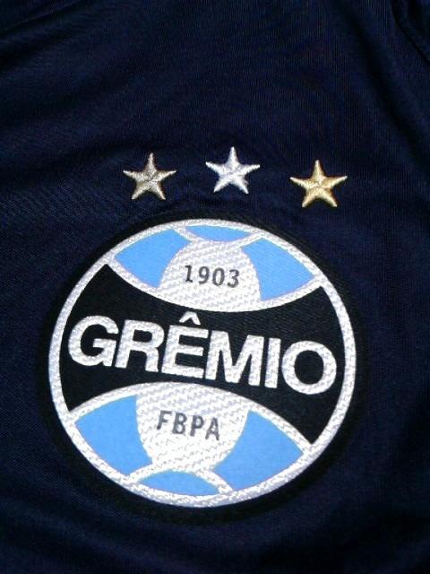 Outlet 059 Camisa Goleiro Gremio Oficial Umbro 2015   2016 - R  109 ... 936f75f7bf96e
