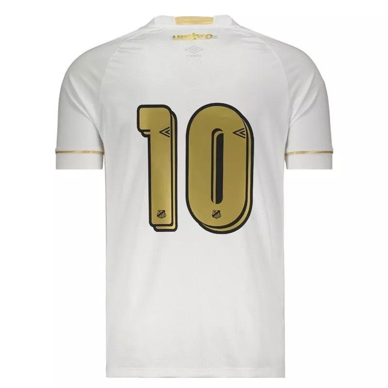 outlet 071 camisa santos game jogador oficia umbro 2018 2019. Carregando  zoom. 2e6dd1441dbab
