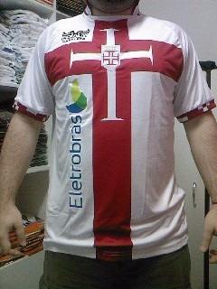 bfaa2729409ac Outlet 131 Camisa Vasco Cavalera Templaria Of. Penalty 2010 - R  129 ...