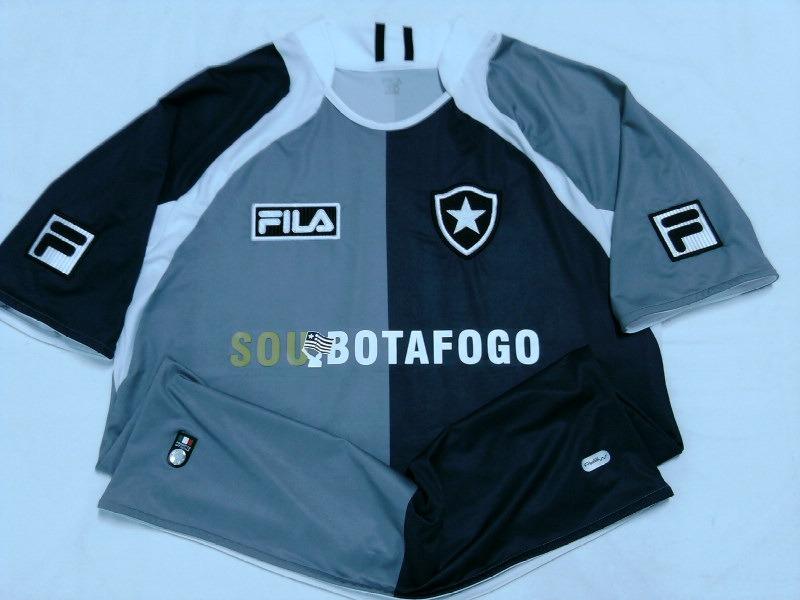 8aca7177bf5d9 Outlet 203 Camisa Sou Botafogo Of. Fila Unif. 4 - 2009 1010 - R  89 ...