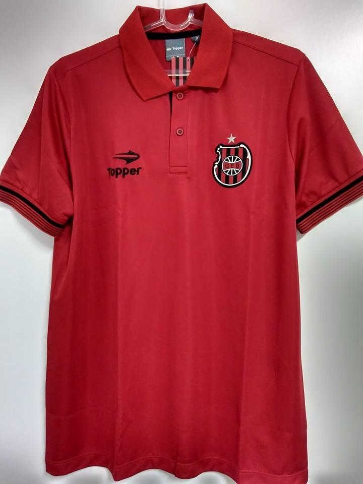 outlet 518 camisa polo brasil pelotas oficial topper 16   17. Carregando  zoom. 69950e8f4dd1d