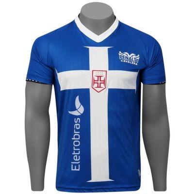2fc7e66e2f99d Outlet 653 Camisa Vasco Cavalera Oficial 3 Penalty Azul 2012 - R ...
