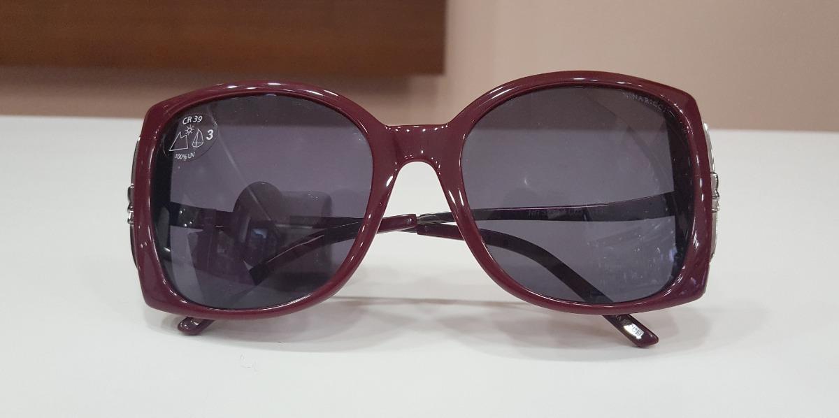 410f8311a1406 outlet   óculos de sol nina ricci   3236 03 acetato vermelho. Carregando  zoom.