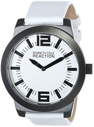 outlet reloj kenneth cole hombre/mujer quarzo pulso cuero