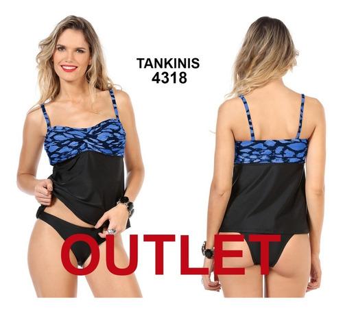 outlet tankini torzada tasa soft strapless 4311 miró sol