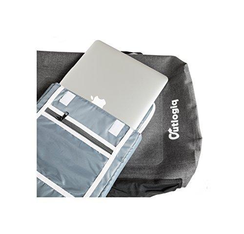 3710fffe23 Outlogiq Deschutes 30l Dry Bag Backpack 12x6x27 Eco Frie ...