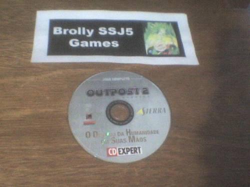 outpost 2 original computador pc game jogo