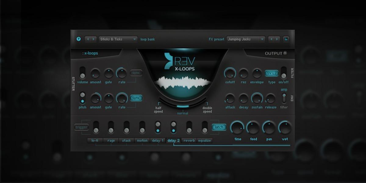 Output Sounds - Rev X-loops (kontakt)