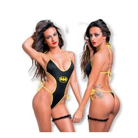 b9146e8bd47e1 Fantasia Batman Erótica - Moda Íntima e Lingerie no Mercado Livre Brasil