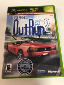 Outrun 2 Xbox Clássico Usado