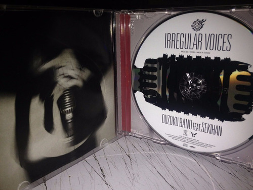 ouzoku band ft. sekihan - irregular voices | cd importado