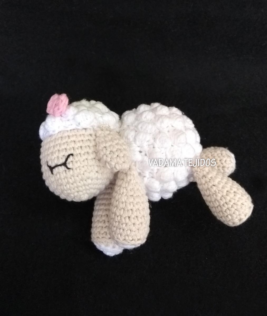 Cómo tejer unas divertidas ovejas de colores a crochet en la ...   1200x1012